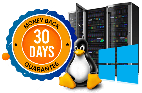 30 Days money back guranttee