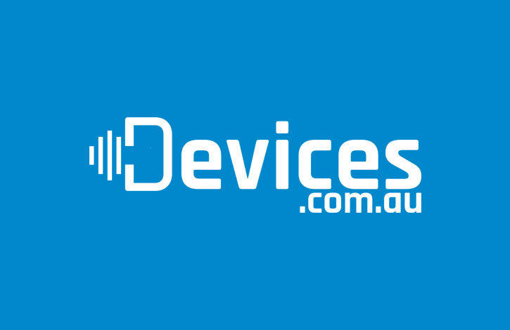 Devices Logo Design