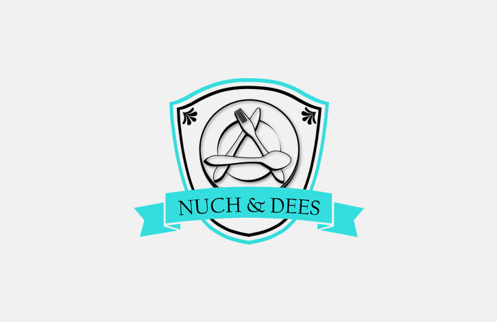 Nuchanddees logo Design